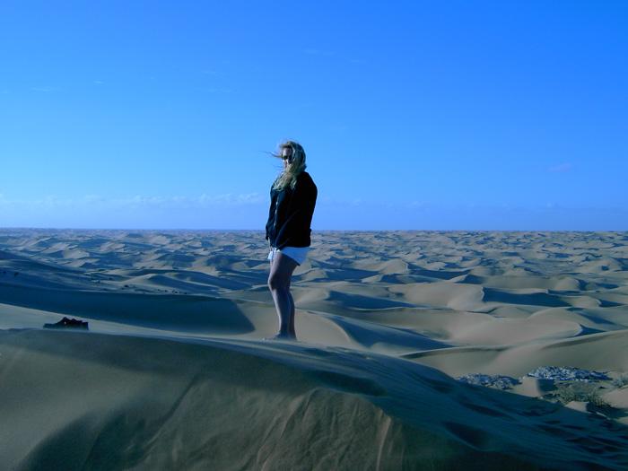 Brigid, Sahara