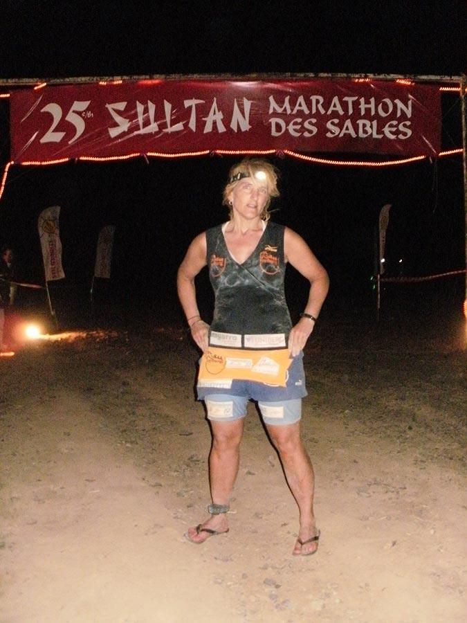 MdS, Marathon des sables