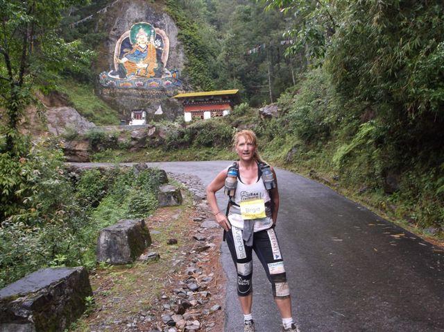 Bhutan, Etappe2