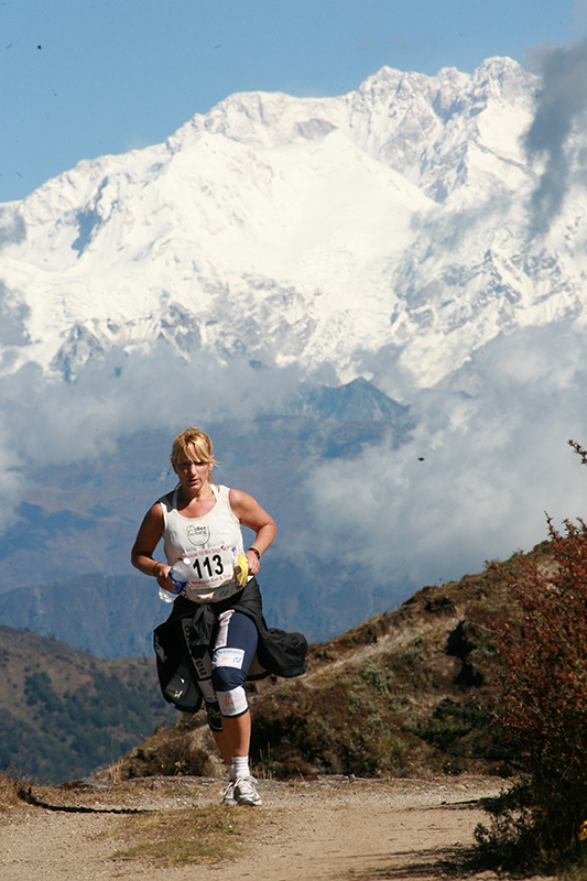 Run Everest Challenge